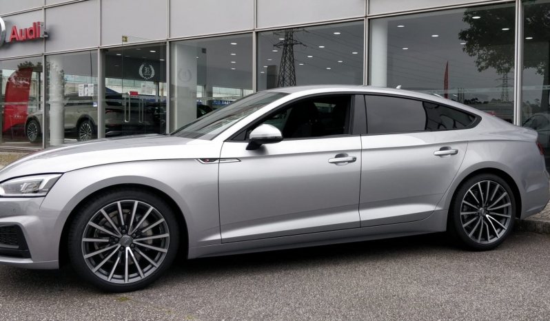 Audi A5 Sportback 40 TDI S tronic S line completo