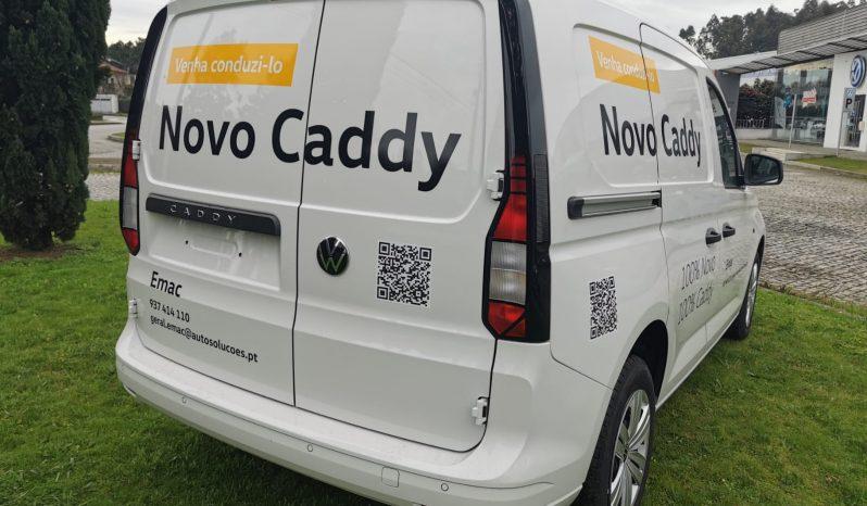 Volkswagen Caddy 2.0 TDI Business completo
